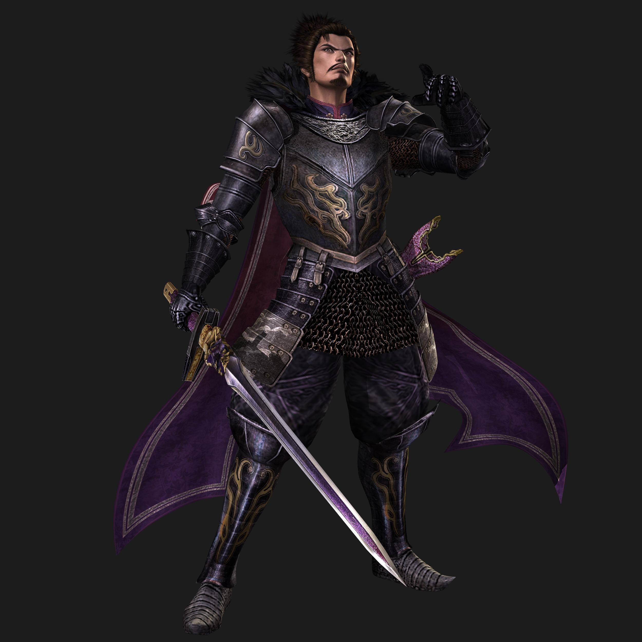 Warriors Orochi 3 Ultimate Nobunaga Oda: Oda Nobunaga (Sengoku Musou)