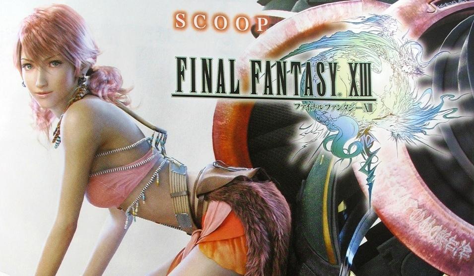 Oerba dia vanille final fantasy xiii zerochan anime image board voltagebd Image collections