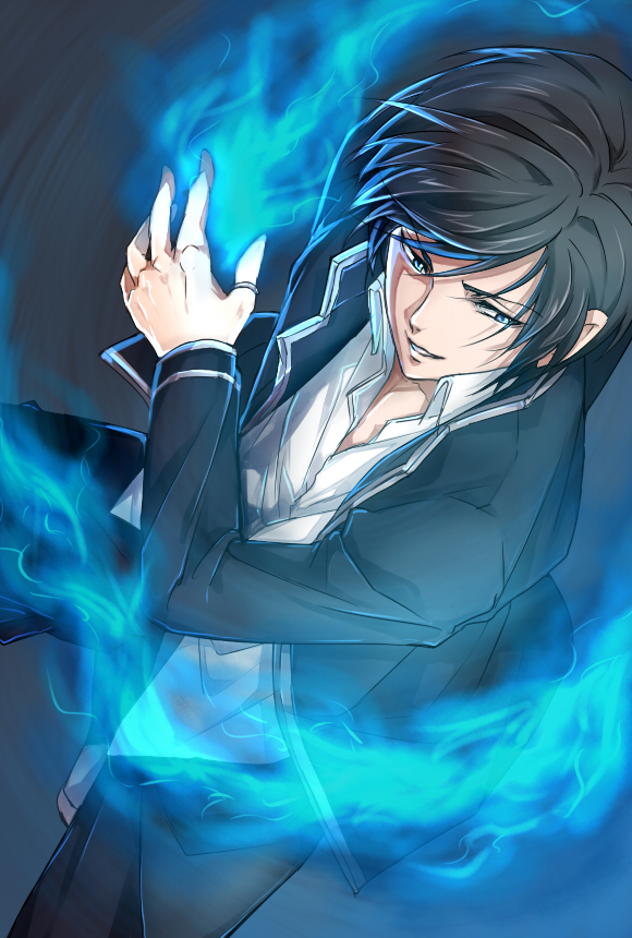 Ogami Rei Code Breaker Mobile Wallpaper 1304306