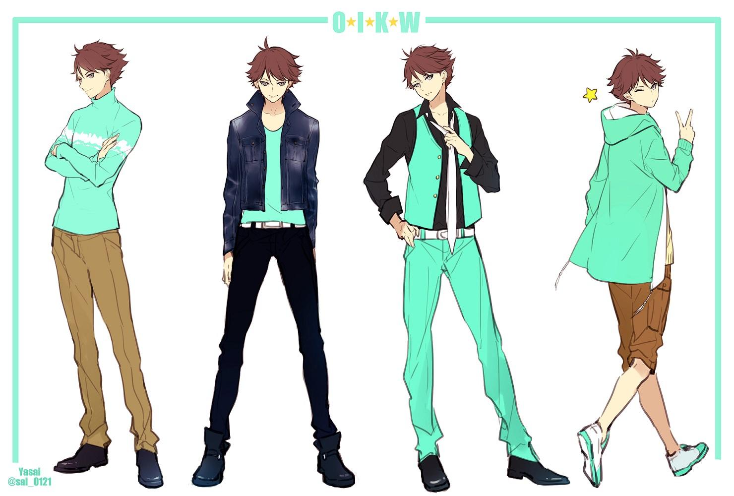 Anime Characters Jumpsuit : Oikawa tooru haikyuu zerochan anime image board