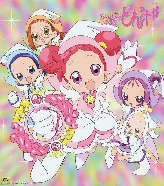 Tags: Anime, Baby, Witch, Ojamajo DoReMi, Harukaze Doremi, Senoo Aiko, Fujiwara Hazuki