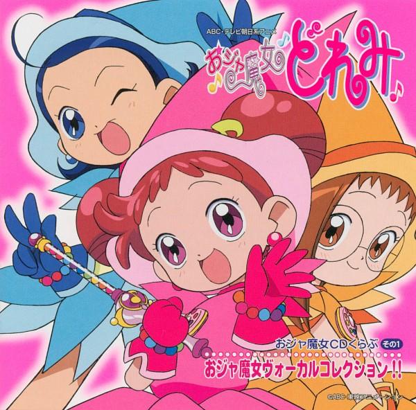 Tags: Anime, Witch, Ojamajo DoReMi, Harukaze Doremi, Senoo Aiko, Fujiwara Hazuki, Wand