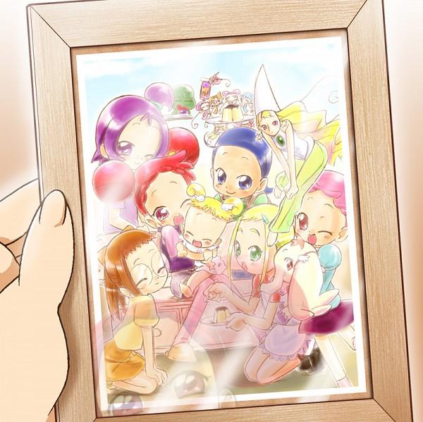 Tags: Anime, Fairy, Ojamajo DoReMi, Harukaze Doremi, Senoo Aiko, Fujiwara Hazuki, Segawa Onpu