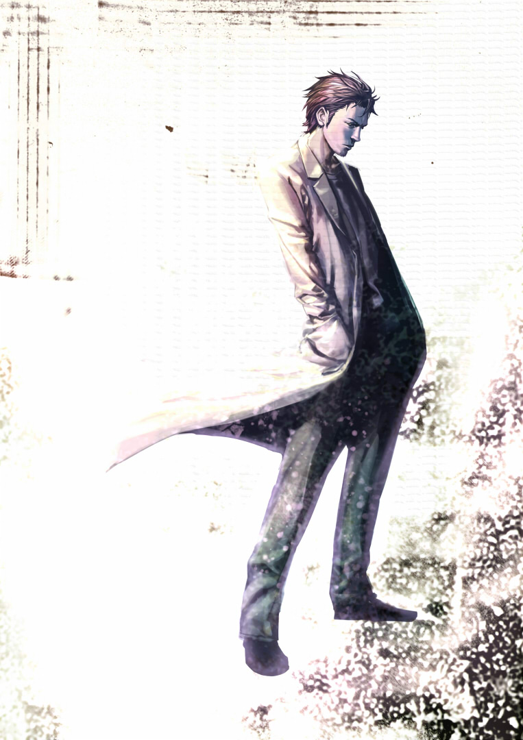 Okabe Rintarou - Steins;Gate - Mobile Wallpaper #620634 ...