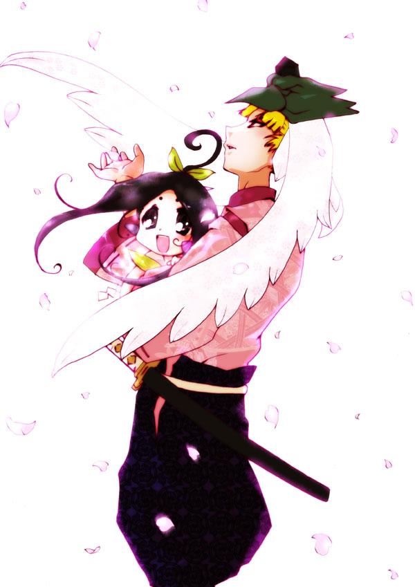 Tree Spirit Shakuya Okami Zerochan Anime Image Board