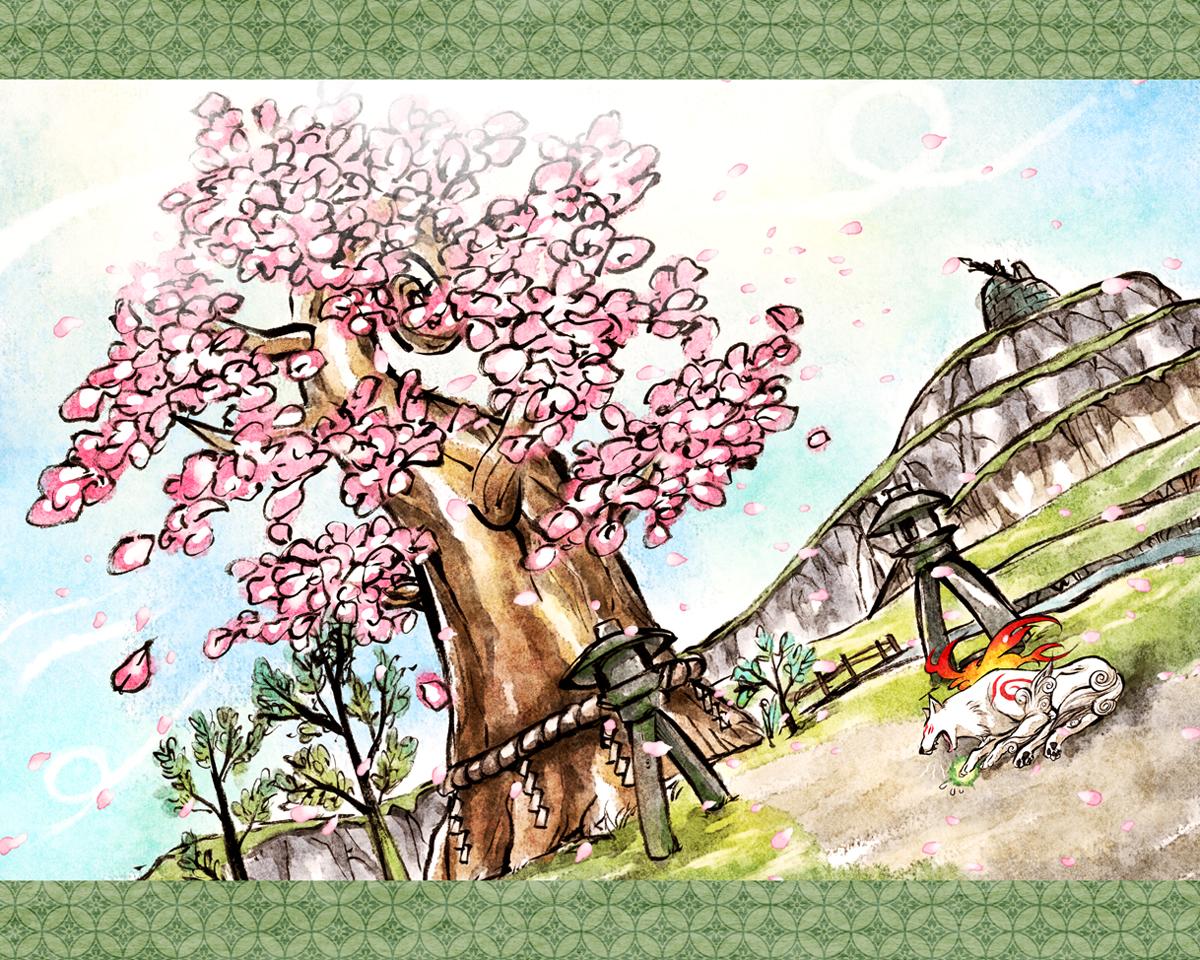 Okami Image 606636 Zerochan Anime Image Board