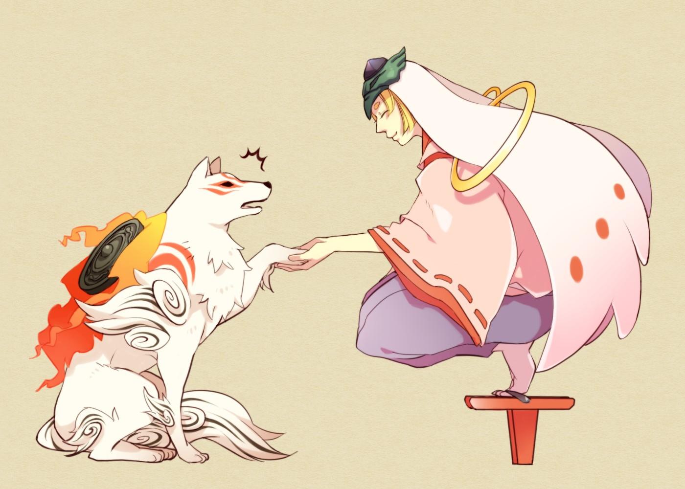Okami Image 829049 Zerochan Anime Image Board