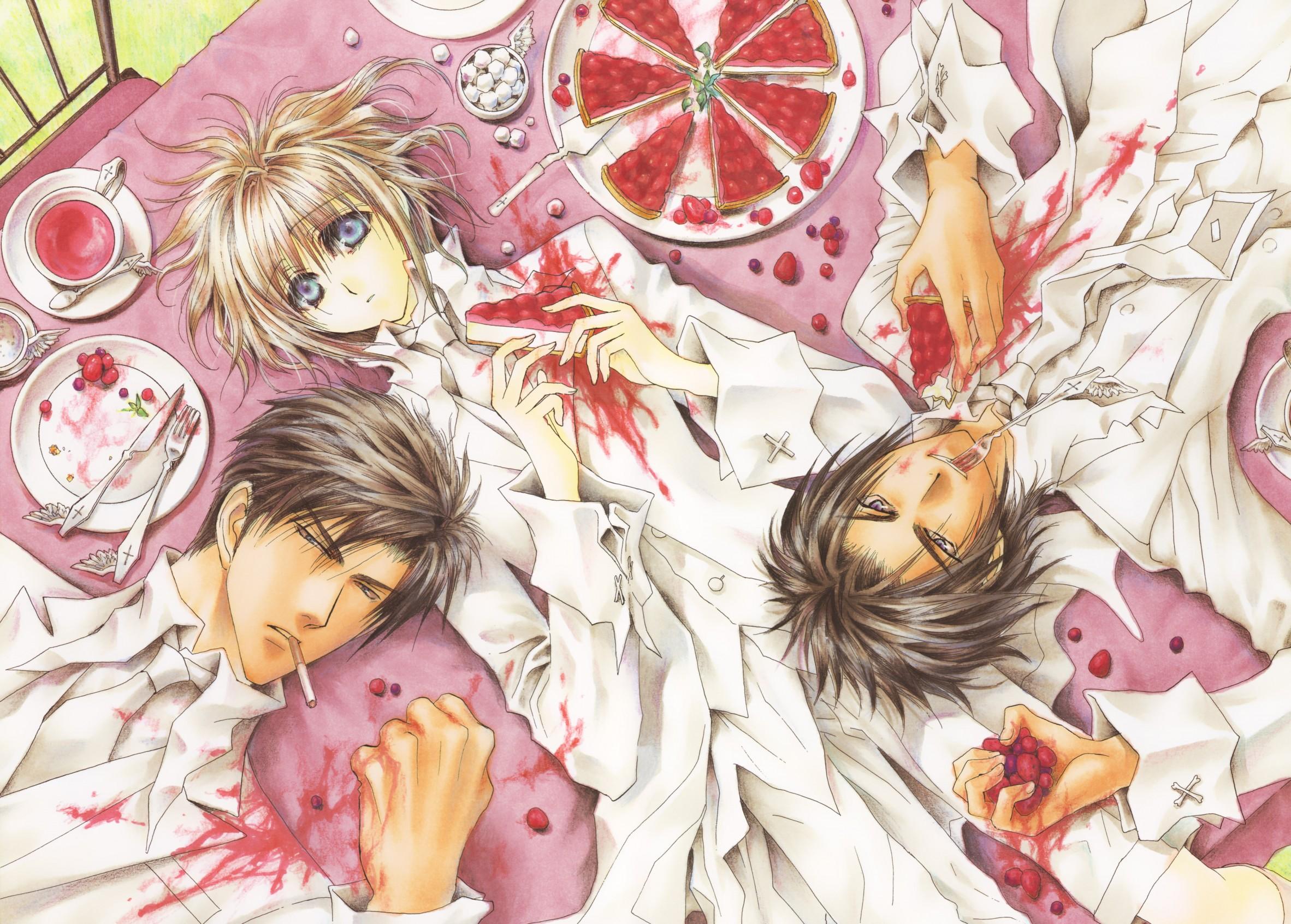 Kết quả hình ảnh cho Okane ga Nai (No Money!) anime