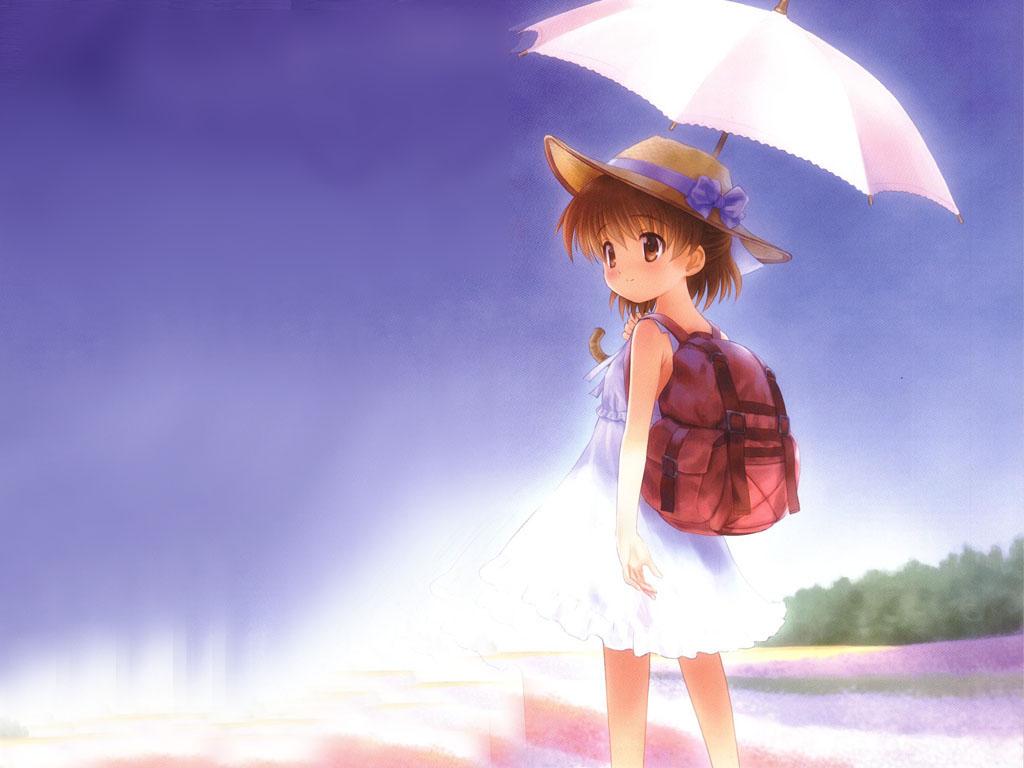 Okazaki Ushio Clannad After Story Zerochan Anime Image Board