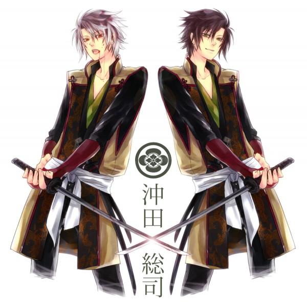 Okita Souji (Hakuouki)/#183395