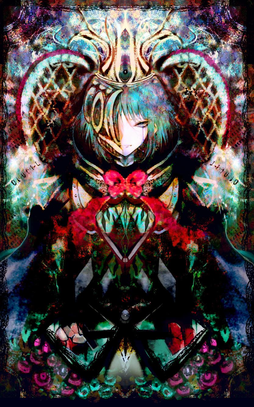 Oktavia von Seckendorff - Miki Sayaka - Zerochan Anime Image Board