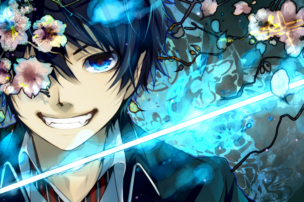 Ao no Exorcist (Blue Exorcist) - Zerochan Anime Image Board