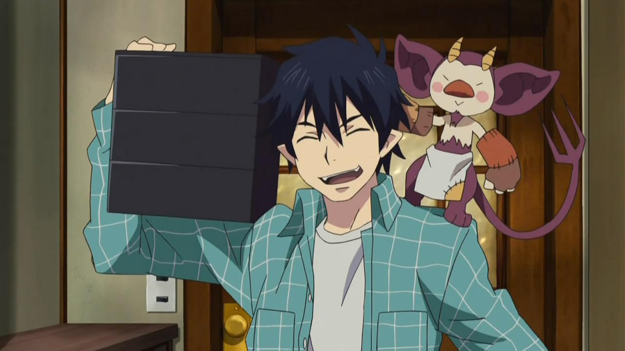 ukobach ao no exorcist zerochan anime image board