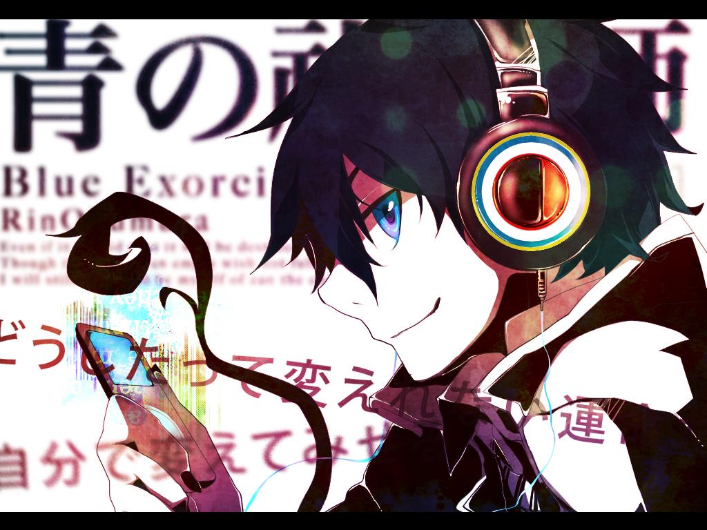 Tags Anime Pixiv Id 2000918 Ao No Exorcist Okumura Rin IPod