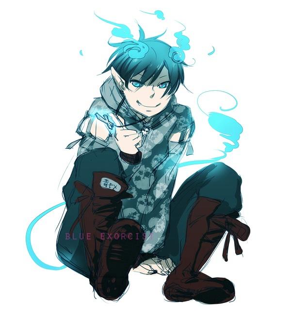 Tags: Anime, Ao no Exorcist, Okumura Rin