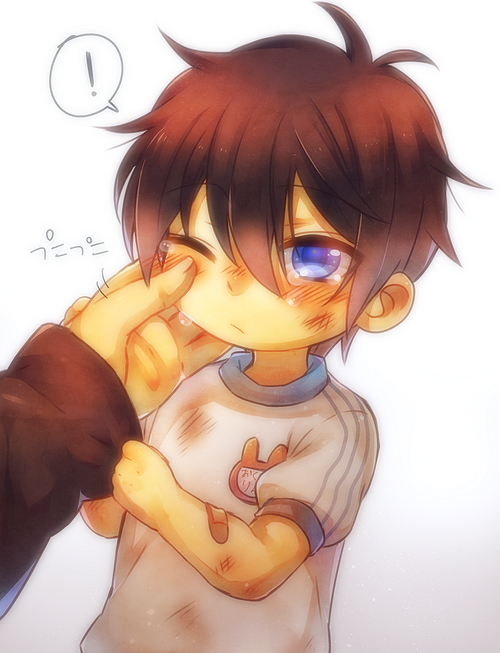 Tags: Anime, Mika (Pixiv385876), Ao no Exorcist, Okumura Rin, Pixiv, PNG Conversion, Fanart