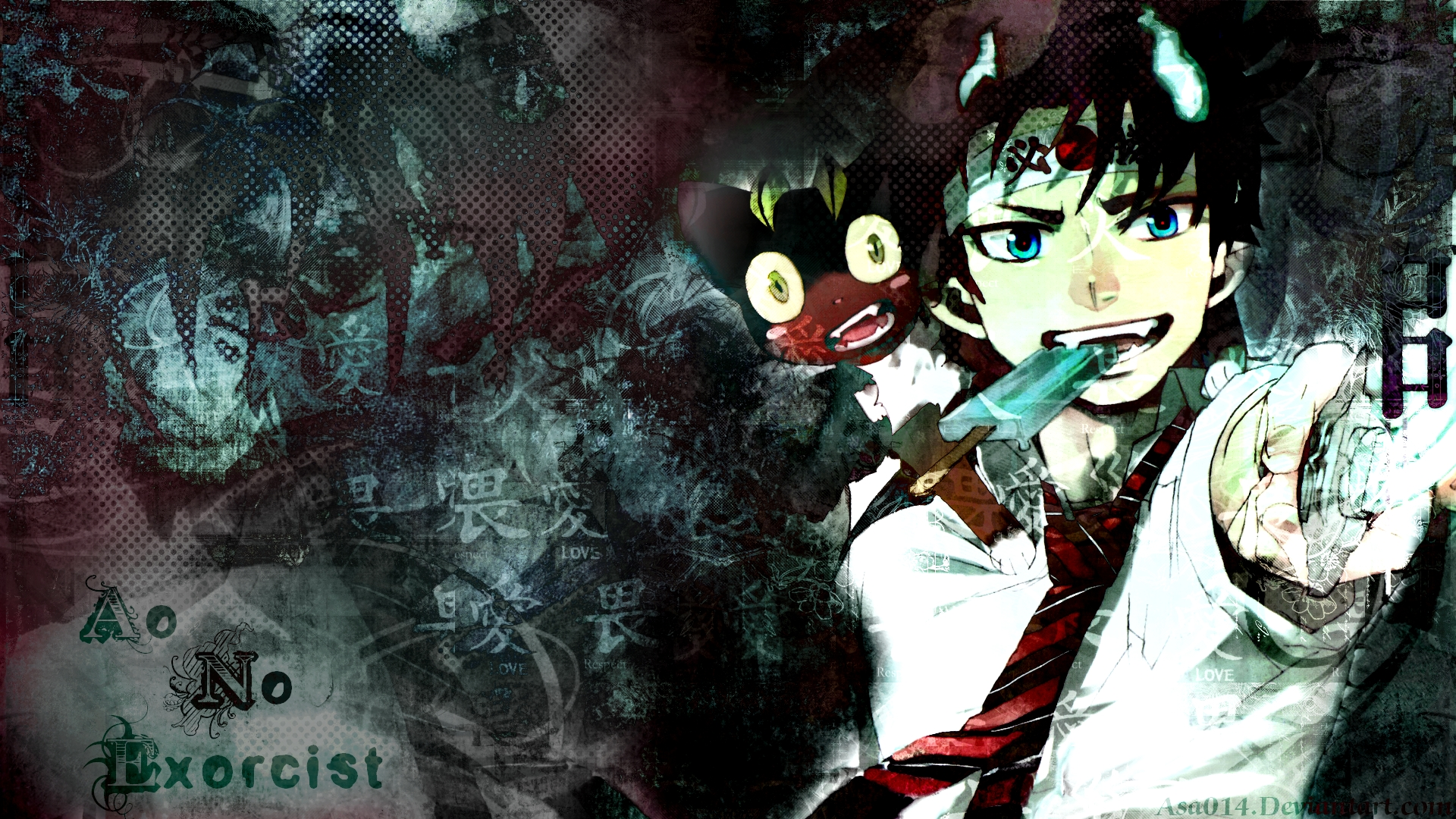 Ao no Exorcist: Kyoto Fujouou-hen Wallpaper HD