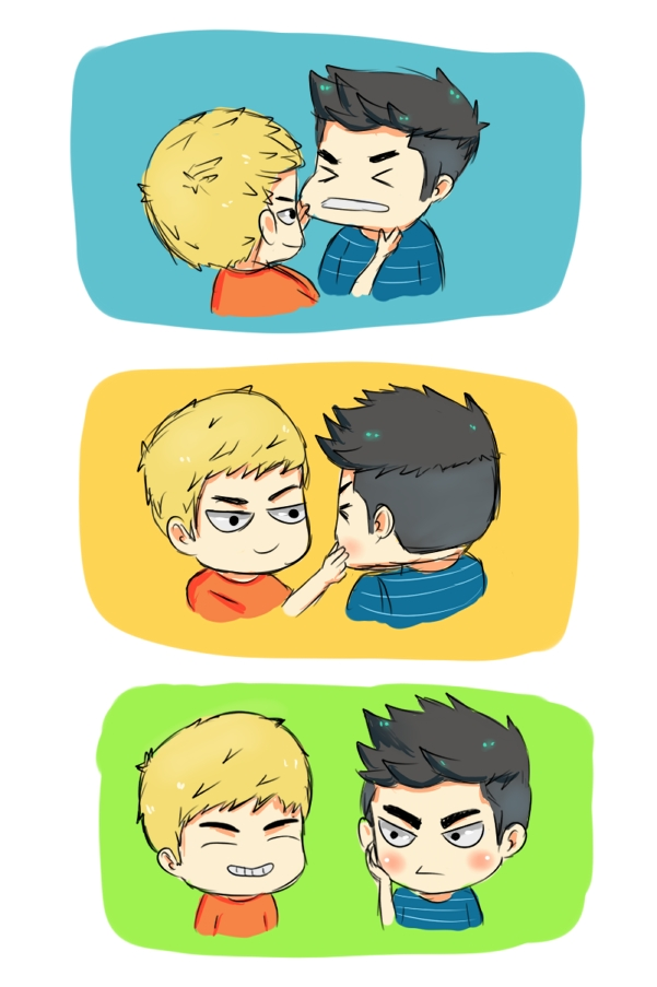 One Direction Anime