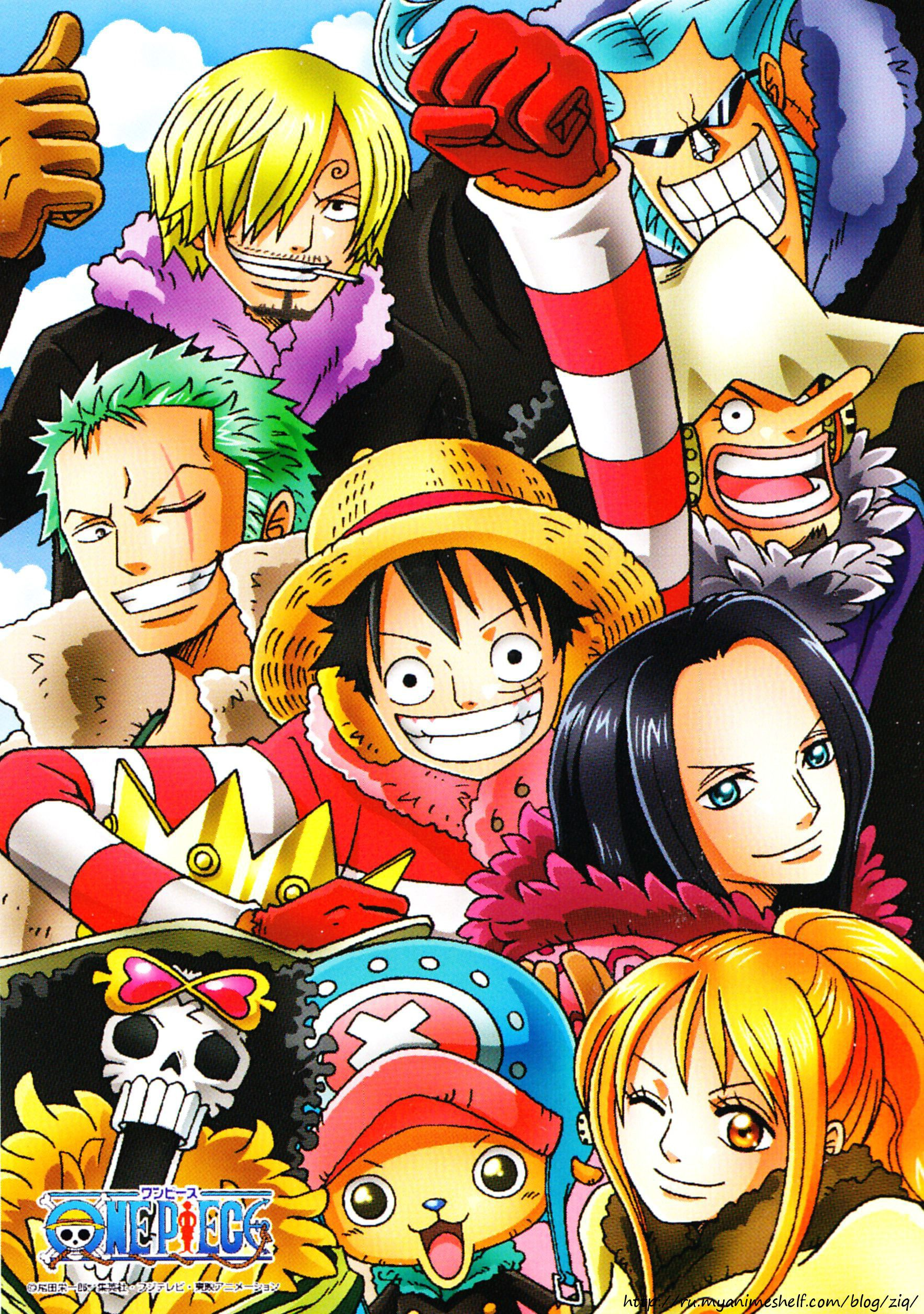 One Piece: Two Years Later Mobile Wallpaper #1497913 ...