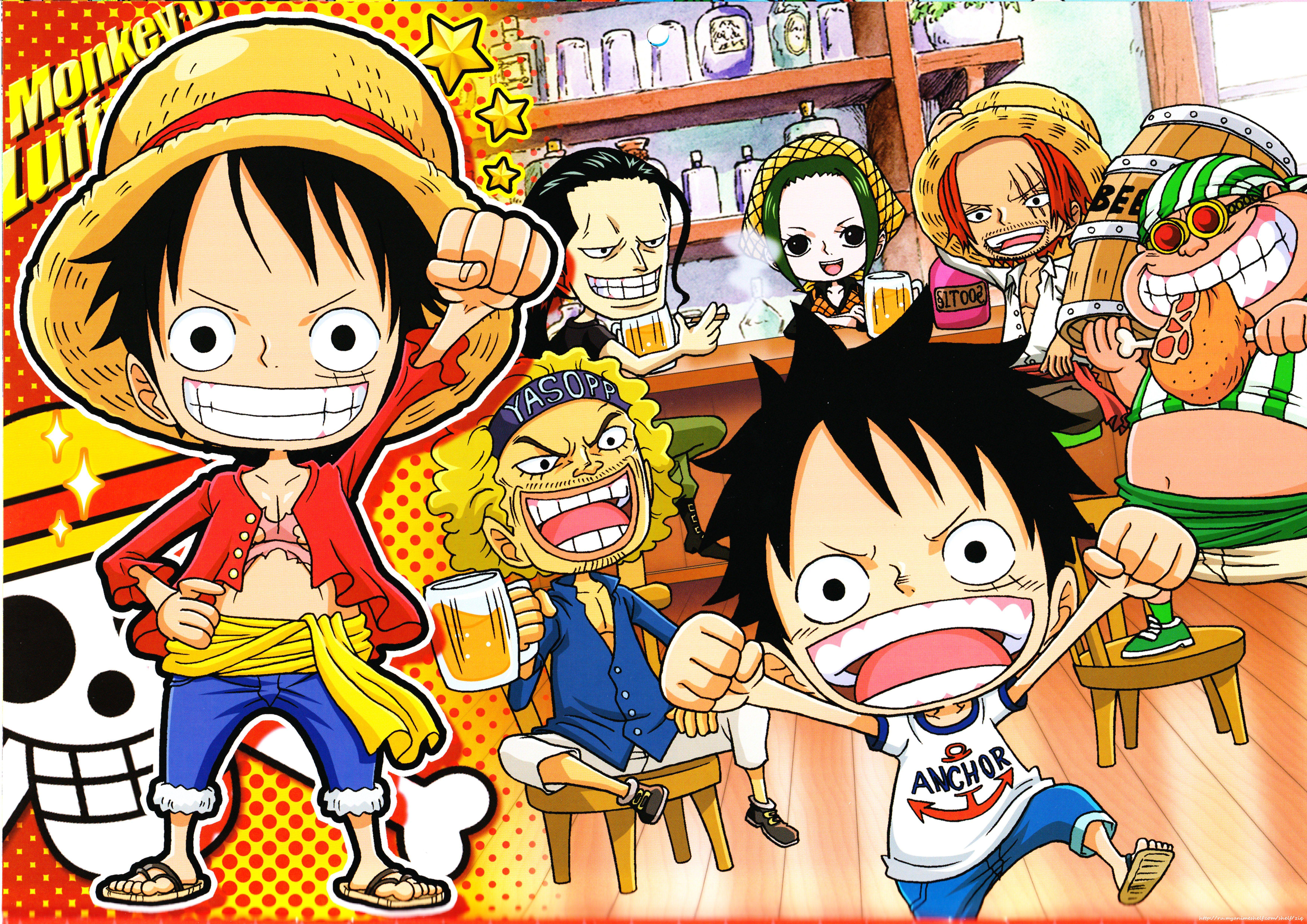 画像 One Piece ワンピース 壁紙画像集 100枚超 高画質まとめ