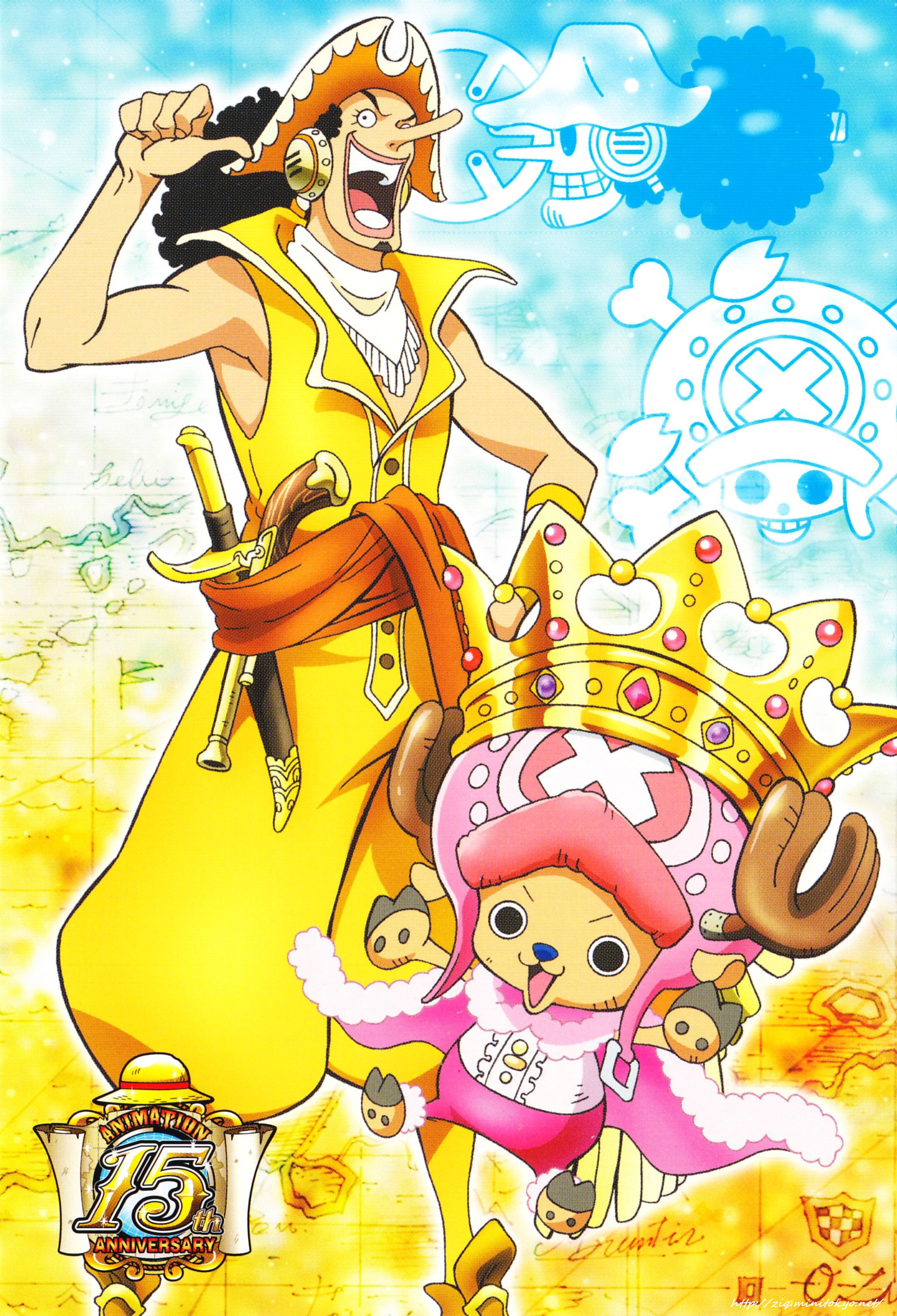 One piece two years later image 1736819 zerochan anime image board - Toei animation one piece ...