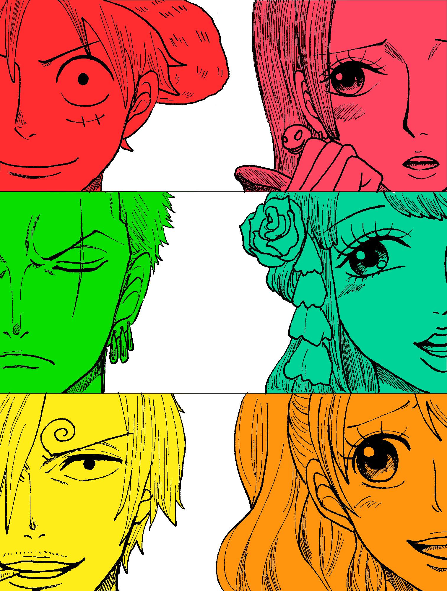 Komurasaki One Piece Zerochan Anime Image Board