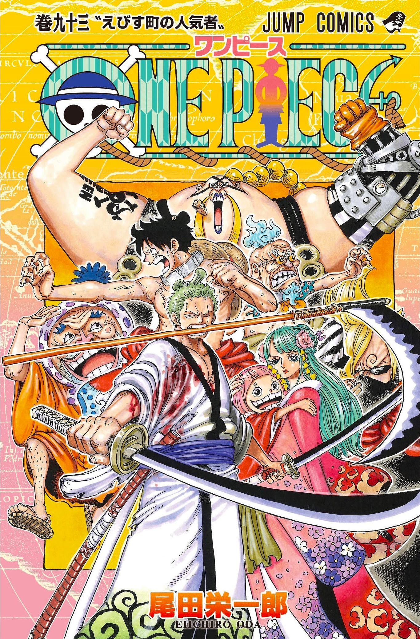 One Piece Two Years Later Image 2743171 Zerochan Anime Image Board