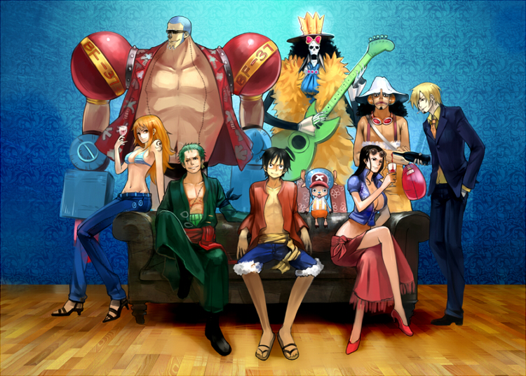 One Piece: Two Years L...