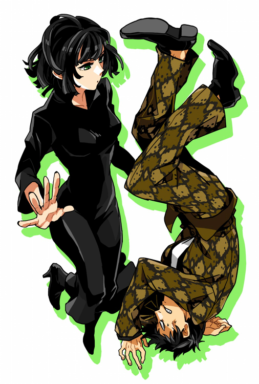 Tags: Anime, Pixiv Id 10022665, One Punch Man, Snek (One Punch Man), Jigoku no Fubuki, Pixiv, Fanart, Fanart From Pixiv
