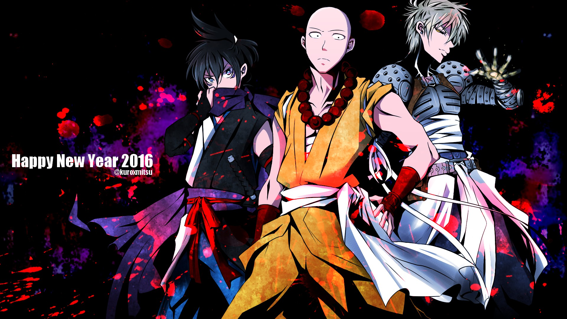 One Punch Man Wallpaper Zerochan Anime Image Board