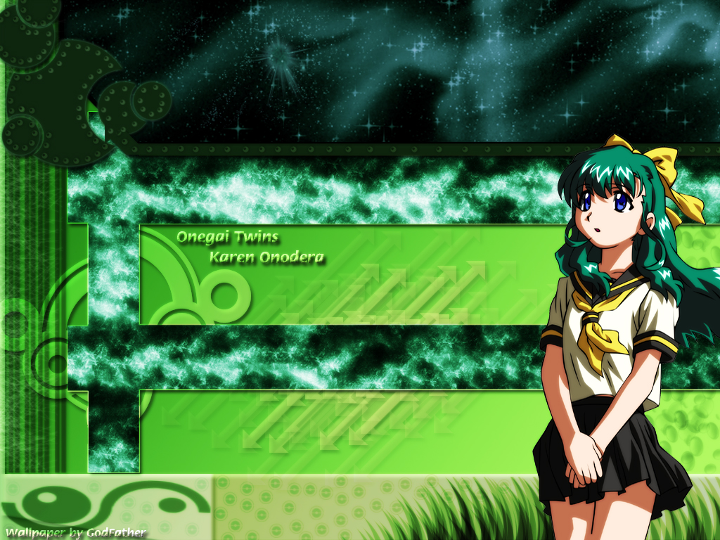 Onegai ☆ twins zerochan anime image board.