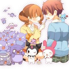 zerochan   Sanrio   Onegai My Melody ImagesOnegai My Melody Kakeru