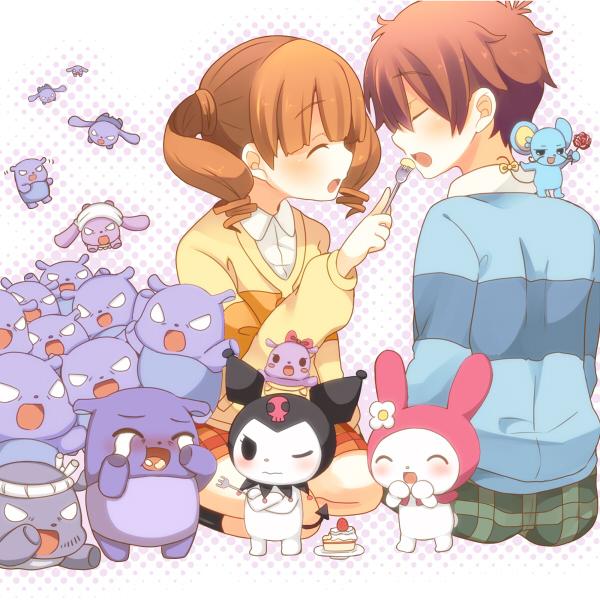 Onegai My Melody Image #1118513 - Zerochan Anime Image BoardOnegai My Melody Uta And Kakeru