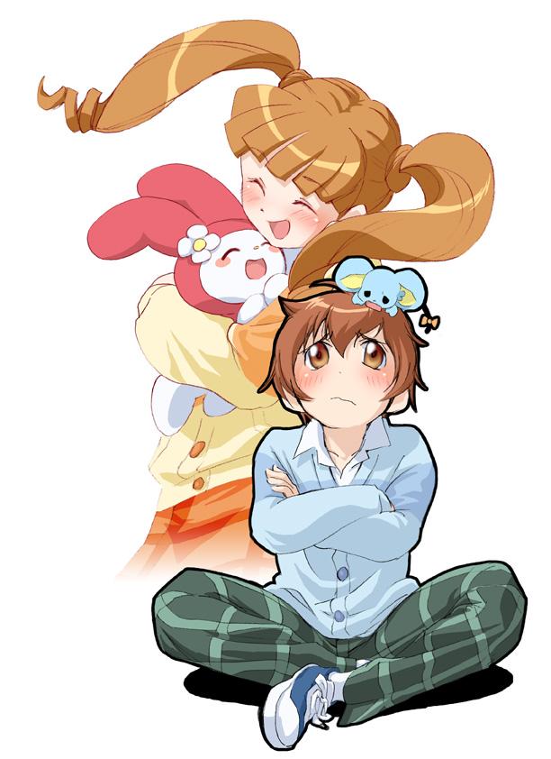 Onegai My Melody Image #55378 - Zerochan Anime Image BoardOnegai My Melody Uta And Kakeru