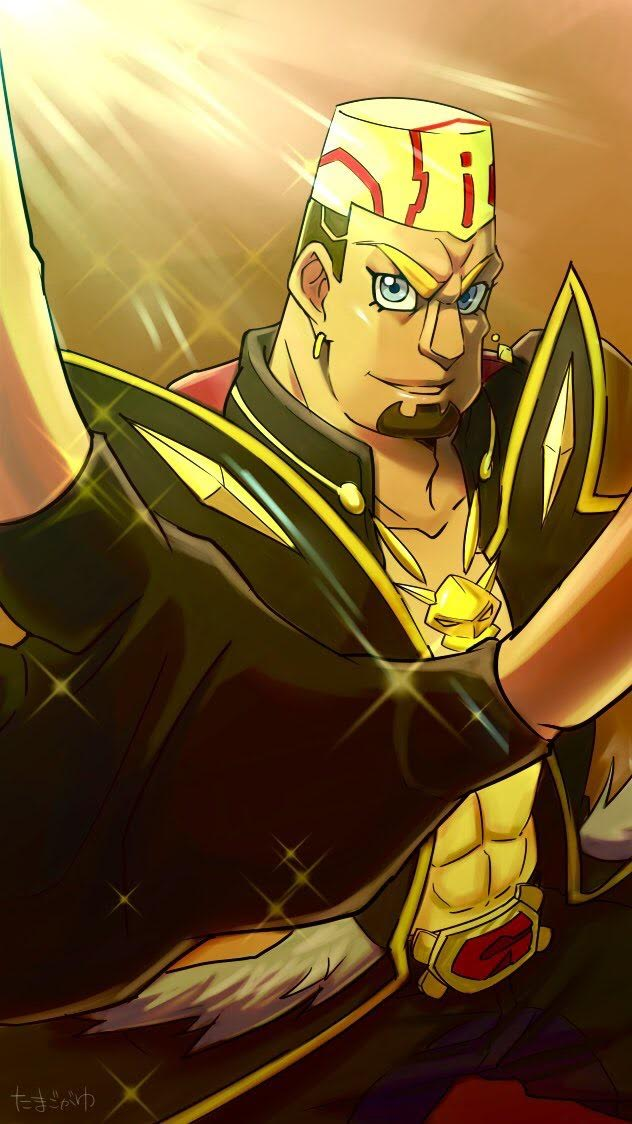 Tags: Anime, Pixiv Id 28283207, Yu-Gi-Oh! VRAINS, Yu-Gi-Oh!, Onizuka Gou, Fanart, Fanart From Pixiv, Pixiv