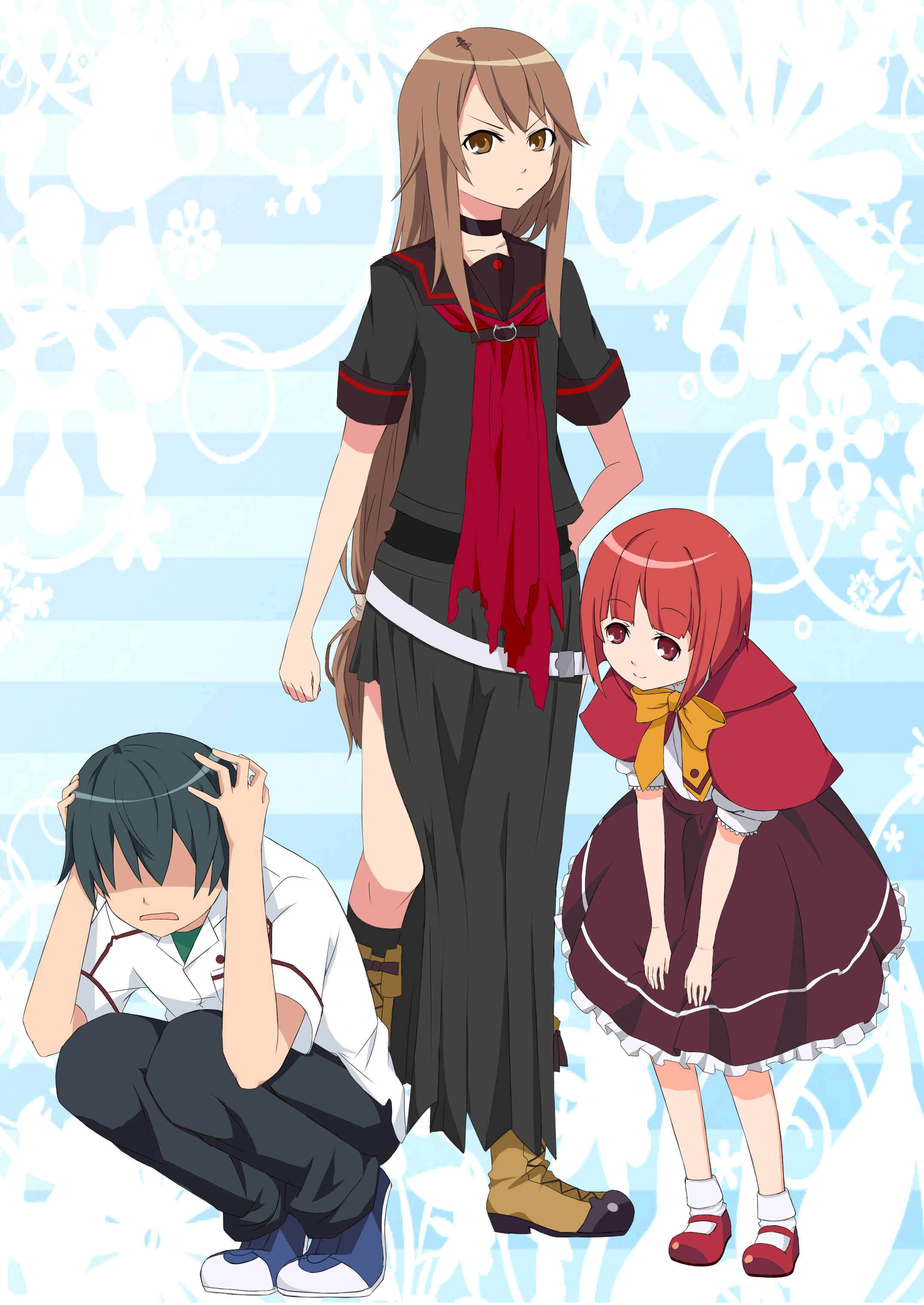 Ookami-san to Shichinin no Nakama-tachi/#233757 - ZerochanOokami San To Shichinin No Nakama Tachi Characters