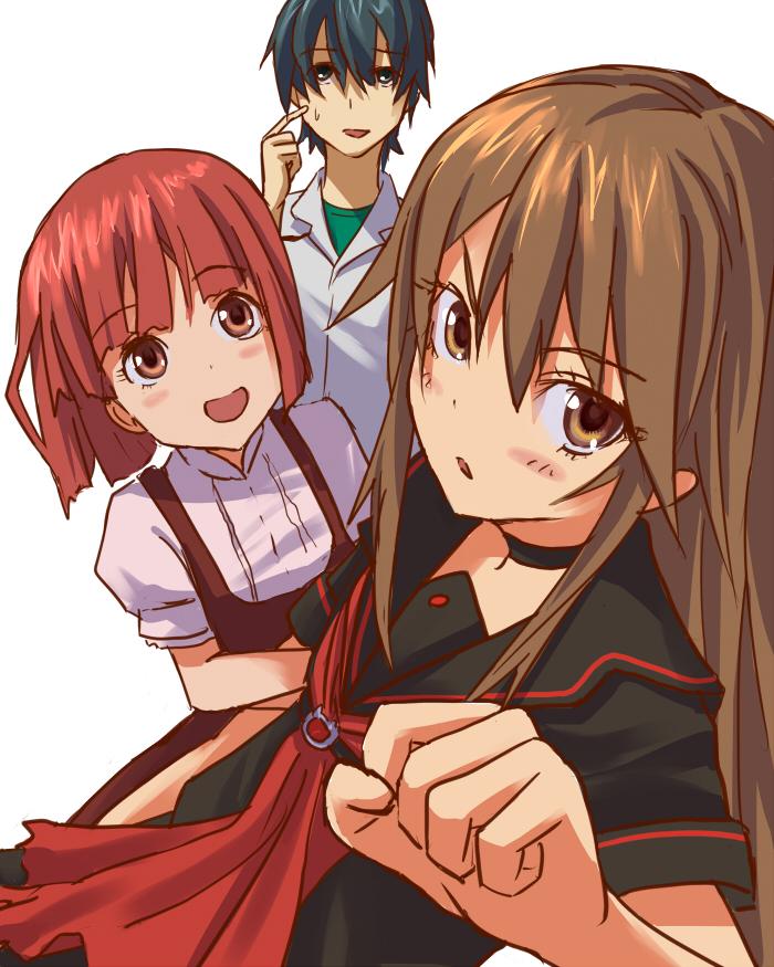 Ookami-san to Shichinin no Nakama-tachi/#289878 - ZerochanOokami San To Shichinin No Nakama Tachi Characters