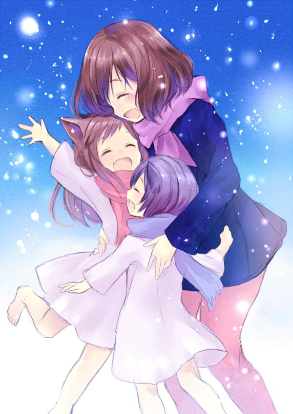 The Wolf Children Ame And Yuki Download Ookami Kodomo No To Image