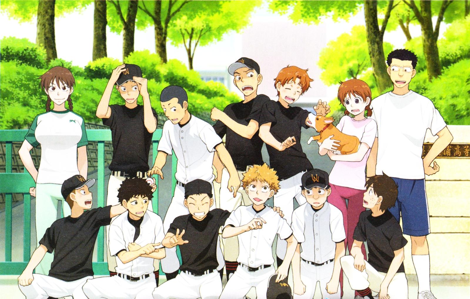 Ookiku.Furikabutte.full.169998 - Spor Anime Önerileri - Figurex Anime Önerileri