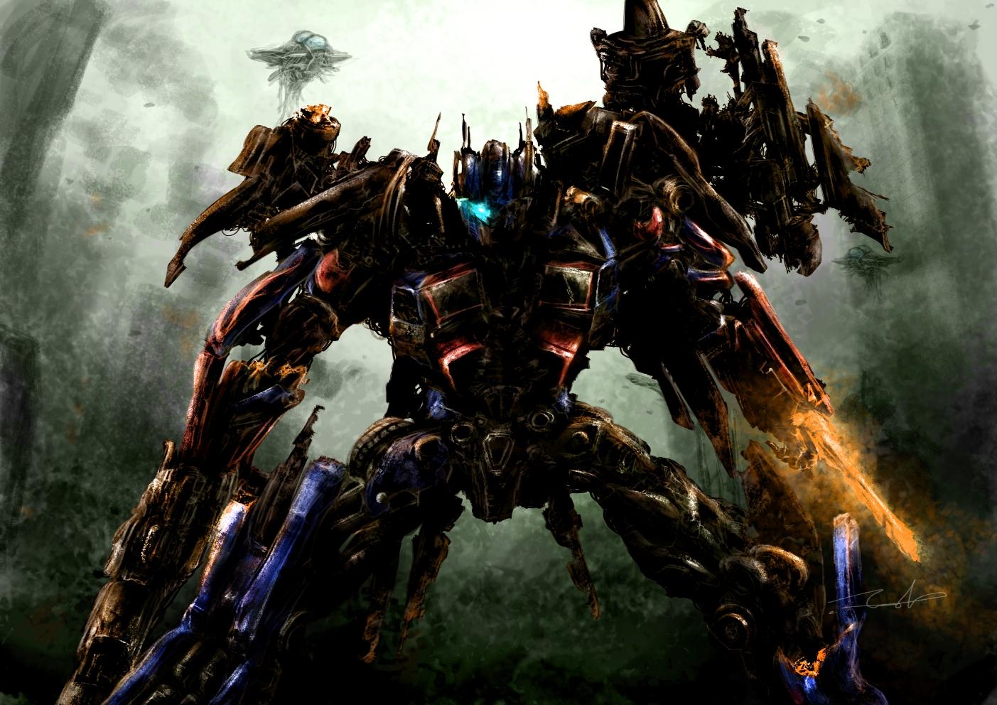 optimus prime - transformers - zerochan anime image board