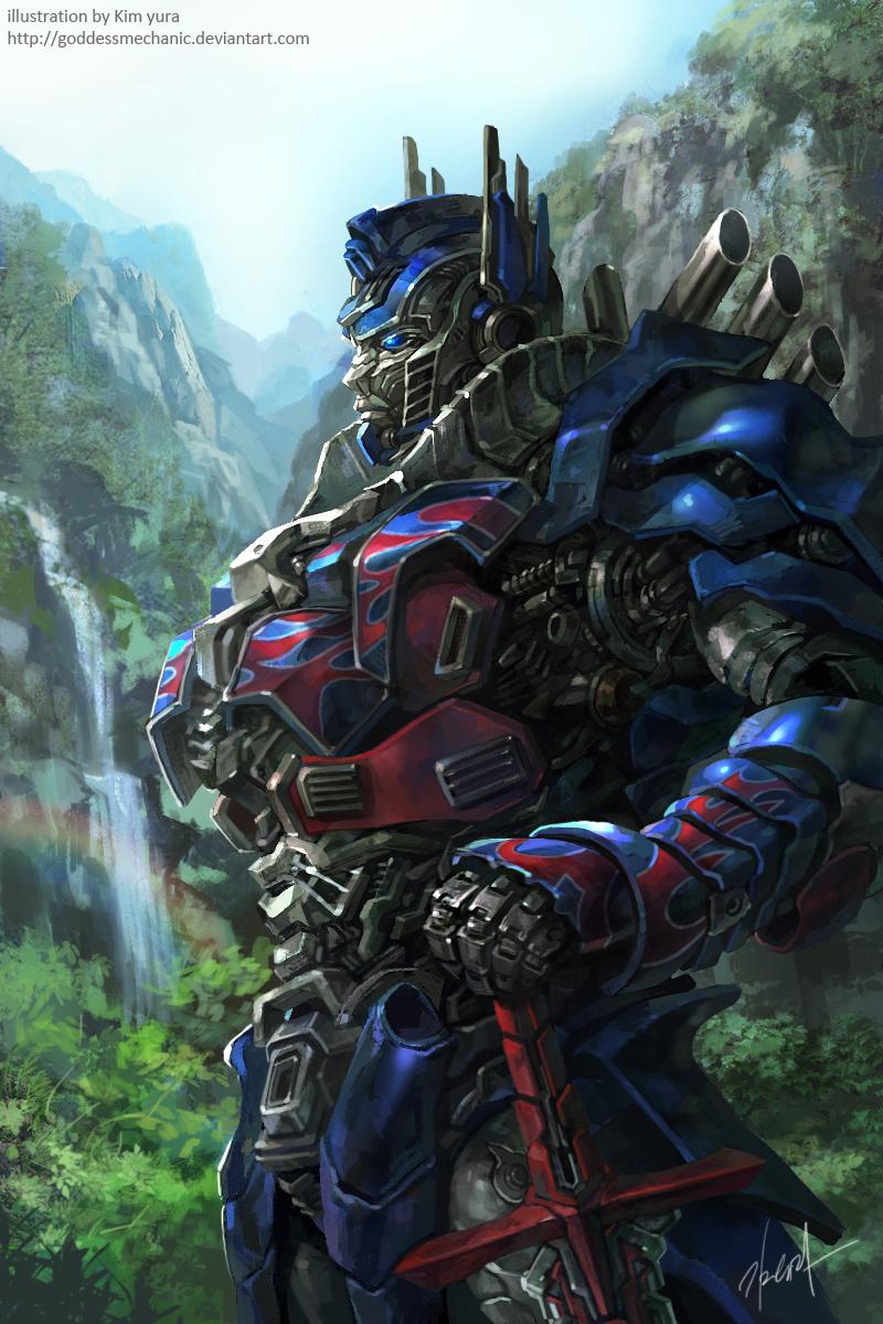 Optimus Prime Lelu