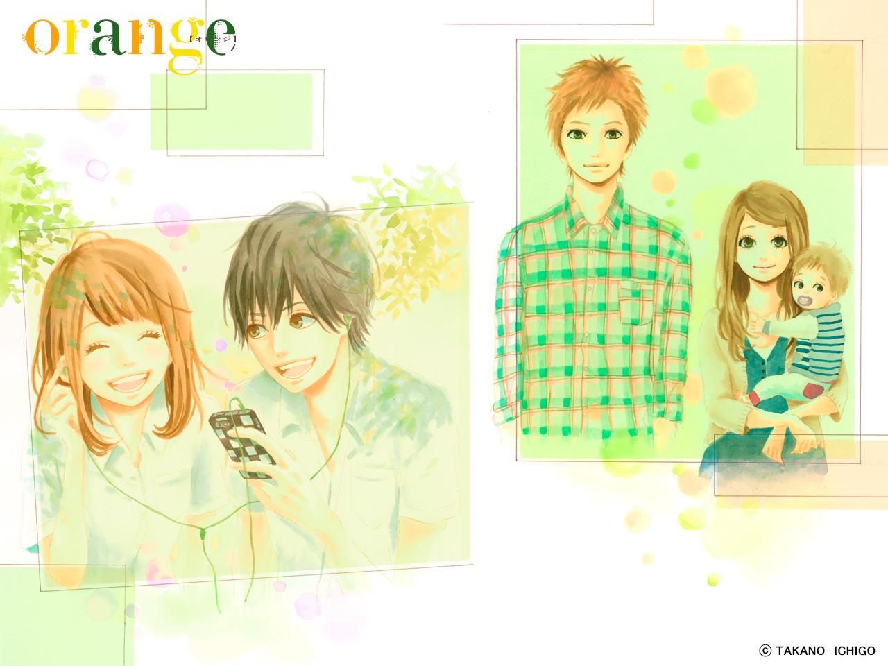 Orange Takano Ichigo Download Orange Takano Ichigo Image