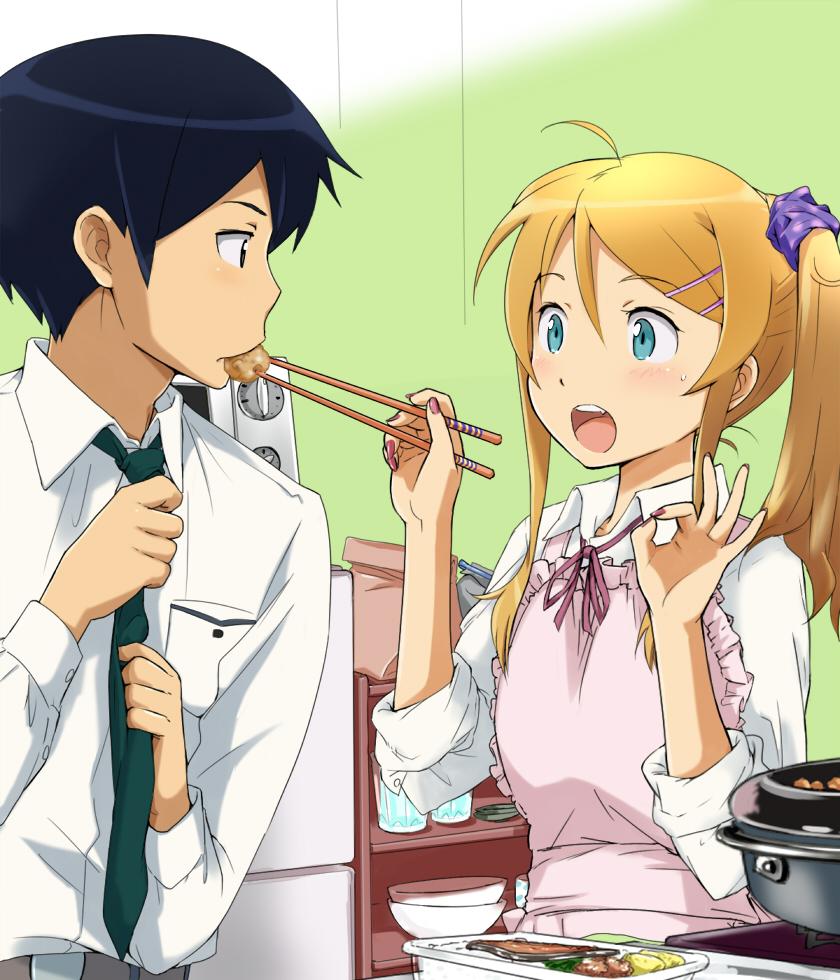 Anime picture ore no imouto ga konnani kawaii wake ga nai