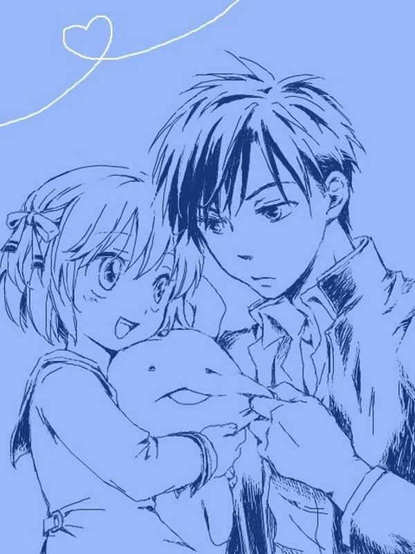 Tags: Anime, Tsubaki Izumi, Oresama Teacher, Saeki Takaomi, Kurosaki Mafuyu