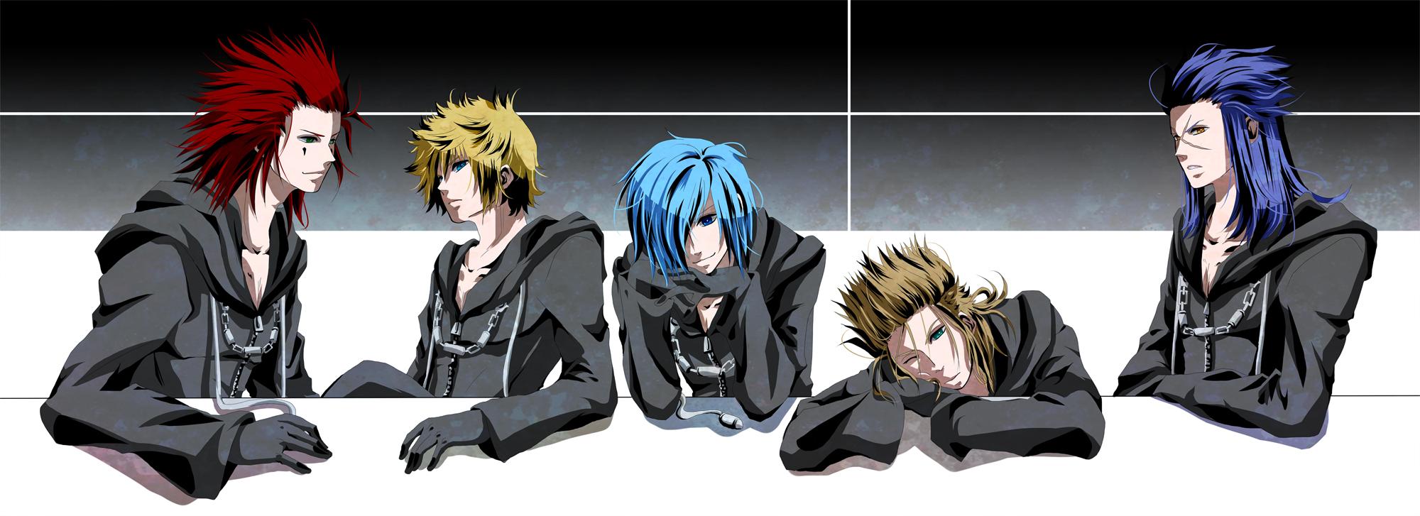Das Team - Der Staff der Verrückten Organization.XIII.full.1407260