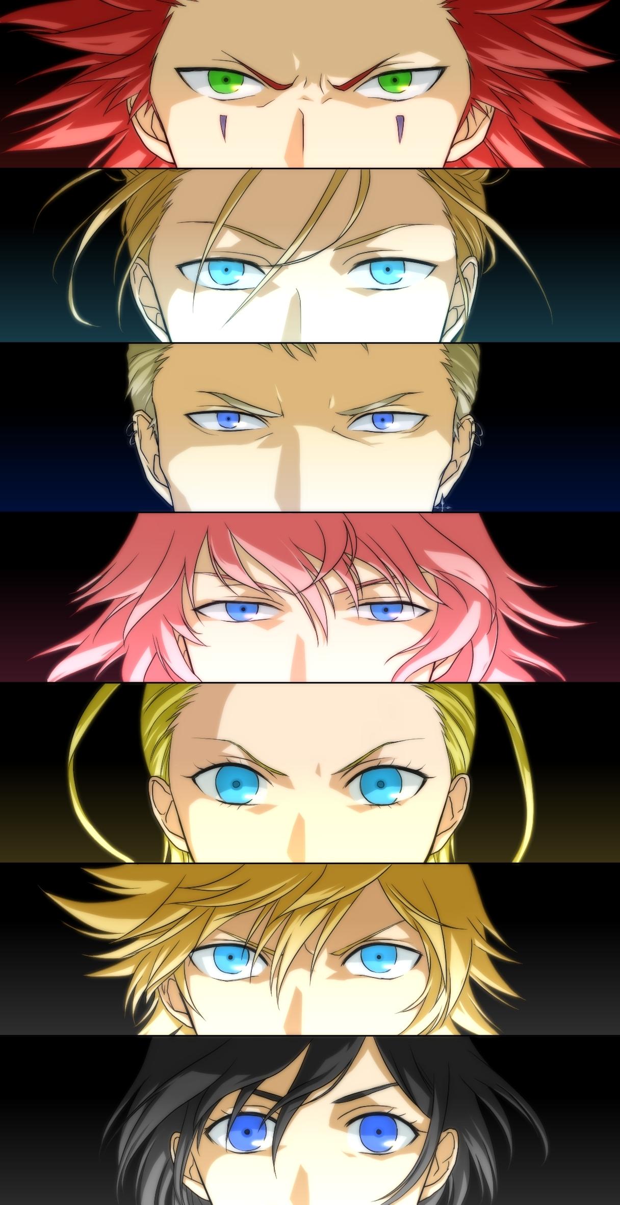 Anime Characters Named Zero : Organization xiii kingdom hearts ii image