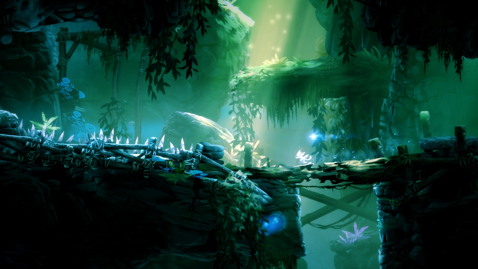 Ori Character Ori And The Blind Forest Hd Wallpaper 2180410