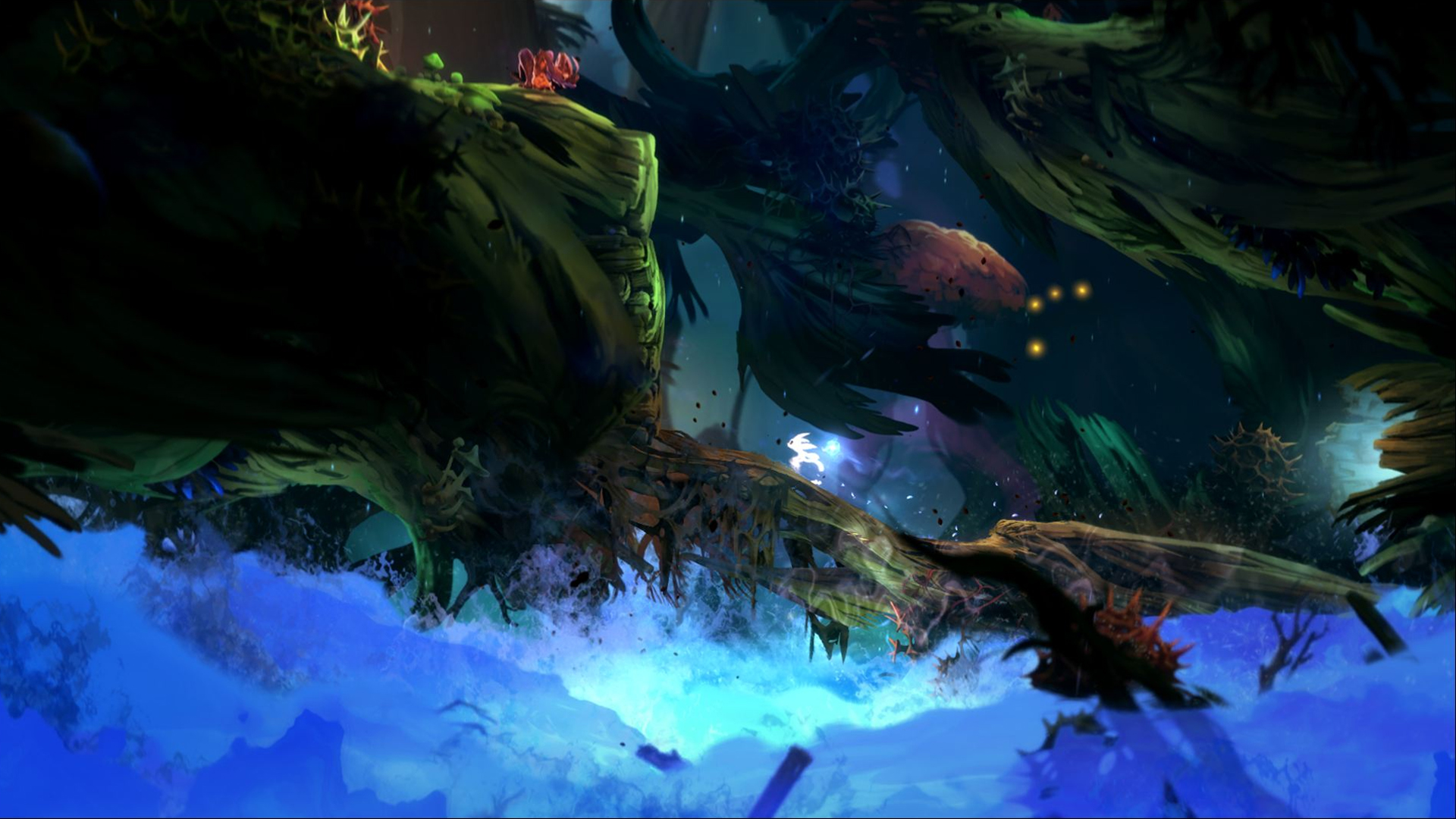 Ori Character Ori And The Blind Forest Hd Wallpaper 2180411