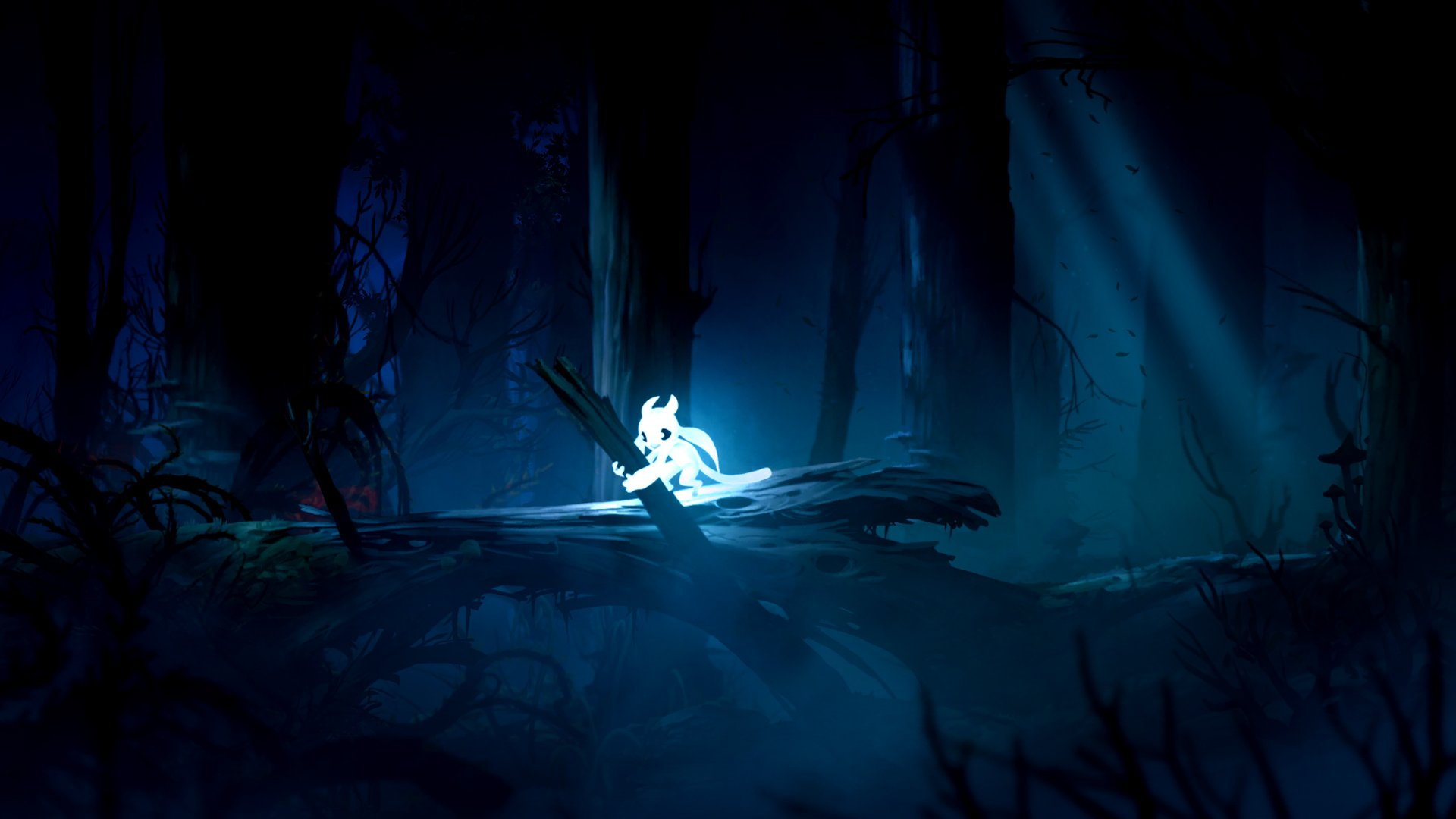 Ori Character Ori And The Blind Forest Hd Wallpaper 2180421