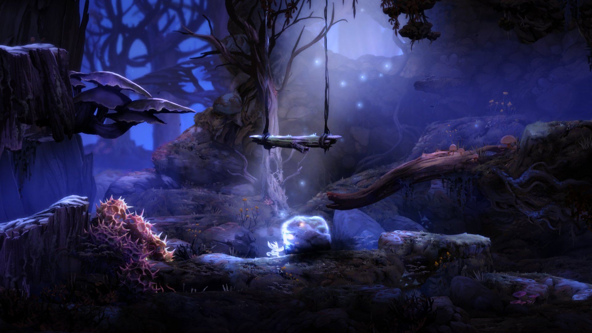 Ori Character Ori And The Blind Forest Hd Wallpaper 2180422